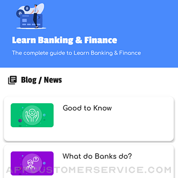 Learn Banking & Finance [PRO] iphone image 1